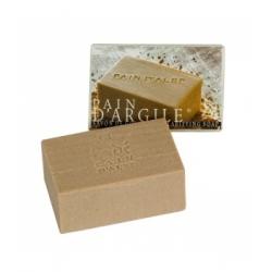 Tade Savon de Gommage Pain d'Argile 150 g 0.170 gr produit d'hygiène pour le corps Les Copines Bio