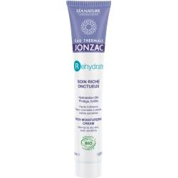 Eau Thermale Jonzac Soin riche réhydratant peaux déshydratées et sensibles  50ml produit de soin pour le visage Les Copines Bio