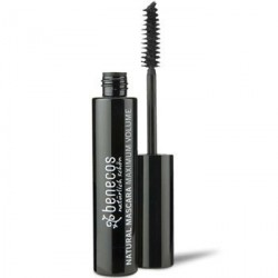 Benecos Mascara volume intense deep noir maquillage bio les copines bio