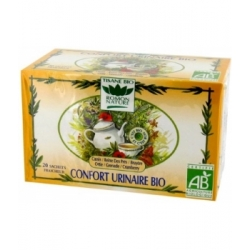 Romon Nature Tisane Confort Urinaire bio 32g produit d'alimentation Les Copines Bio