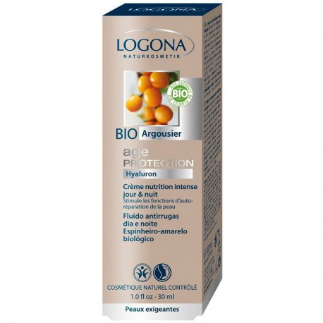 Crème nutrition intense Age Protection-30 ml