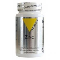 Vit'all + Zinc 100 comprimés sécables complément alimentaire Les Copines Bio