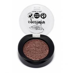 Purobio Cosmetics Fard à paupières shimmer 21 Rouge cuivre 2.5g 2.5gr produit de maquillage pour les yeux Les Copines Bio