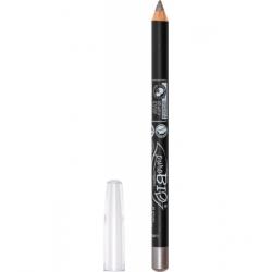Purobio Cosmetics Crayon pour les yeux kajal gris métal 46 1.3gr produit de maquillage pour les yeux Les Copines Bio