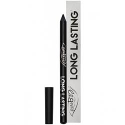 Purobio Cosmetics Crayon extra noir LONG LASTING 1.3 gr produit de maquillage pour les yeux Les Copines Bio