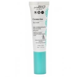 Purobio Cosmetics Crème visage peau grasse 30ml 30.0 ml produit de soin Peau grasse Les Copines Bio