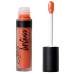 Purobio Cosmetics Gloss 03 Orangé 4.0 gr Produit de maquillage pour les lèvres Les Copines Bio