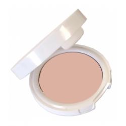 LadyLya Bio Poudre compact Rose Clair 0.0ml produit de maquillage minéral pour le Teint Les Copines Bio