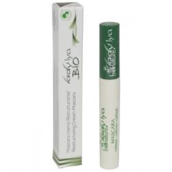 LadyLya Bio Mascara crème restructurant noir 0.0ml produit de maquillage pour les yeux Les Copines Bio