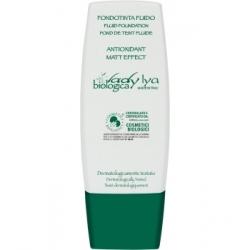 LadyLya Bio Fond de Teint fluide Beige foncé 0.0ml produit de maquillage minéral pour le Teint Les Copines Bio