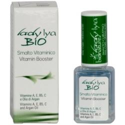 LadyLya Bio Vernis soin avec vitamines 12ml 12.0ml Produit de maquillage pour les ongles Les Copines Bio