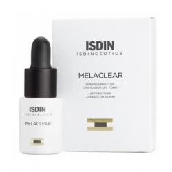 Isdin Melaclear Flacon compte gouttes 15ml 15ml produit de soin du coprs et du visage Les Copines Bio