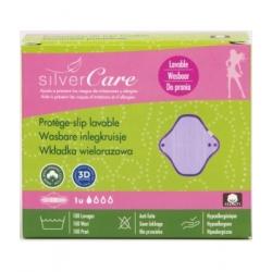 Silvercare Protège slip lavable 0.0 ml produit d'hygiène féminine Les Copines Bio