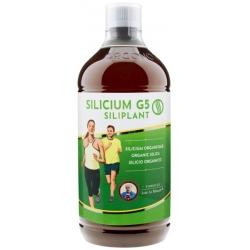Silicium Espana Loic Le Ribault Silicium G5 siliplant liquide   1000 ml 0.100 ml produit de soin à base de solicium Les Copines