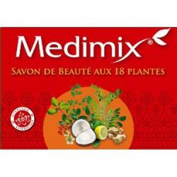 Savon ayurvedique medimix 18 plantes-125 g