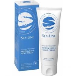 Sealine Crème hydratante minérale au sel de la mer Morte 75ml qte_xls produit de soin à base de sels de la mer morte Les Copines