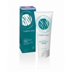 Earth Line Crème de jour et nuit Vitamine E 100ml qte_xls produit de soin Nuit pour le visage Les Copines Bio