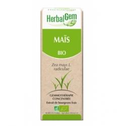 Herbalgem Gemmobase Maïs bourgeon Bio Zea mays Macérat 50 ml complément alimentaire Les Copines Bio