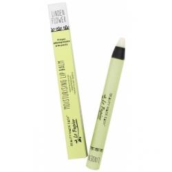 Le Papier Baume à Lèvres Hydratant LINDEN FLOWER 6 gr Produit de maquillage et de soin pour les lèvres Les Copines Bio