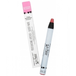 Le Papier Rouge à Lèvres Hydratant Glossy Nudes BLOSSOM 6gr Produit de maquillage pour les lèvres Les Copines Bio