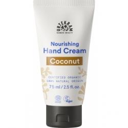 Urtekram Crème nourrissante pour les mains à la noix de coco 75ml  produit d'hygiène et de soin main et ongles Les Copines Bio
