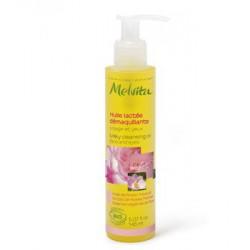 Huile lactée démaquillante Nectar de roses-145 ml