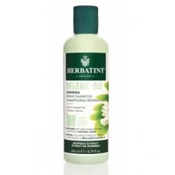 Herbatint Shampooing réparateur Moringa 260ml  produit de Soins capillaires Les Copines Bio