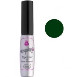 Mosqueta's Eye Liner vert sapin 5ml  produit de maquillage pour les yeux Les Copines Bio