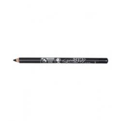 Purobio Cosmetics Crayon pour les yeux kajal 01 Noir 1.3gr produit de maquillage pour les yeux Les Copines Bio