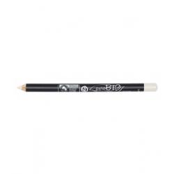 Purobio Cosmetics Crayon pour les yeux kajal 02 Ivoire 1.3gr produit de maquillage pour les yeux Les Copines Bio