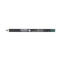 Purobio Cosmetics Crayon pour les yeux kajal 06 Vert 1.3gr produit de maquillage pour les yeux Les Copines Bio