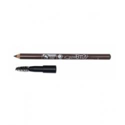 Purobio Cosmetics Crayon pour sourcils 07 Tourterelle 1.3gr produit de maquillage pour les yeux Les Copines Bio