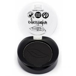 Purobio Cosmetics Fard à paupières mat 04 Noir 2.5gr produit de maquillage pour les yeux Les Copines Bio
