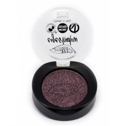 Purobio Cosmetics Fard à paupières shimmer 06 Violet 2.5g produit de maquillage pour les yeux Les Copines Bio