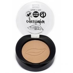 Purobio Cosmetics Fard à paupières mat 12 Pêche 2.5g 2.5gr produit de maquillage pour les yeux Les Copines Bio