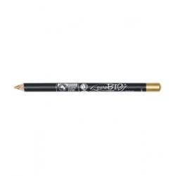 Purobio Cosmetics Crayon pour les yeux kajal 45 Laiton 1.3gr produit de maquillage pour les yeux Les Copines Bio