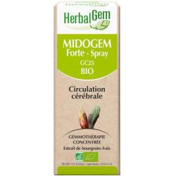 Herbalgem Gemmobase Midogem BIO 10ml 0.0 ml complément alimentaire Les Copines Bio