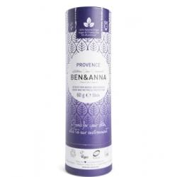 Ben & Anna Déodorant Naturel Provence Papertube 60g déodorant naturel et bio Les Copines Bio