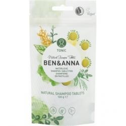 Ben & Anna Shampoing 24 comprimés 120g  produit de soin capillaire Les Copines Bio