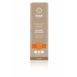 Khadi Shampooing ayurvédique Shikakaï Shine 200ml  produit de soin capillaire Les Copines Bio