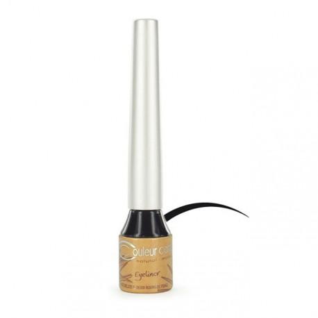 Couleur Caramel Eye liner noir certifié bio n° 7 - 4 ml maquillage bio les copines