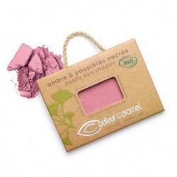 Couleur Caramel Ombre à paupières vieux rose nacré n°66 - 2.5gr maquillage bio les copines bio