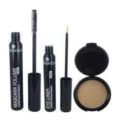 Makibio Coffret Mes Indispensables  produit de maquillage pour les yeux Les Copines Bio