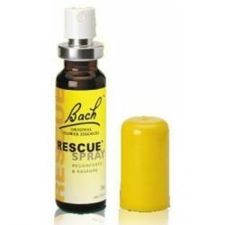 Bach Flower Remedies Rescue Spray 20ml  produit élixir de fleurs de bach Les Copines Bio