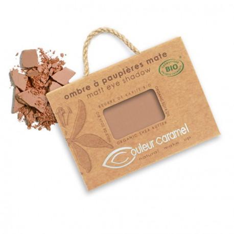 Couleur Caramel Ombre à paupières cacao mat n°80 - 2.5gr maquillage mineral les copines