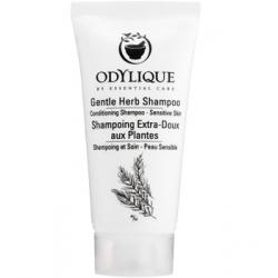 Odylique Shampoing Extra Doux aux Plantes 20ml  produit de Soin et d'Hygiène capillaires Les Copines Bio