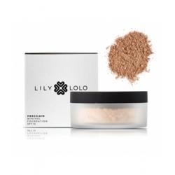 Lily Lolo Fond de Teint mineral poudre libre SPF15 Dusky produit de maquillage minéral pour le Teint Les Copines Bio