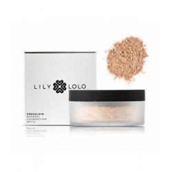 Lily Lolo Fond de Teint mineral poudre libre SPF15 Cool Caramel  produit de maquillage minéral pour le Teint Les Copines