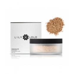 Lily Lolo Fond de Teint mineral poudre libre SPF15 Coffee Bean 10g  produit de maquillage minéral pour le Teint Les Copin