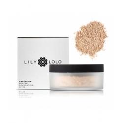 Lily Lolo Fond de Teint mineral poudre libre SPF15 Popcorn  produit de maquillage minéral pour le Teint Les Copines Bio